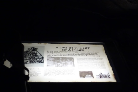 The Big Hole博物館內有些有趣的玩意和歷史資料讓大家了解鑽石和礦場的運作。