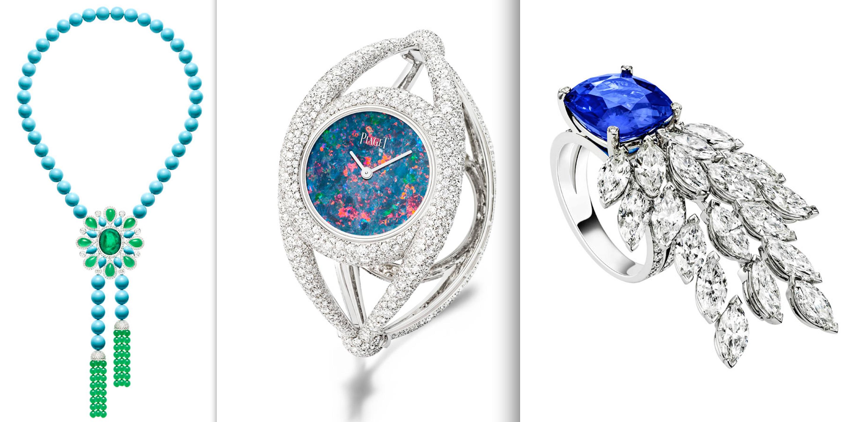 今年伯爵Piaget正踏入140周年,所以在這次古董雙年展帶大家回望品牌1960至70年的大膽傑作。此外,還特別創作了88件珠寶和37枚腕錶等華麗藝術品來慶生。